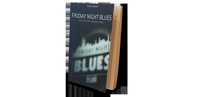 irene nanni - libro friday night blues